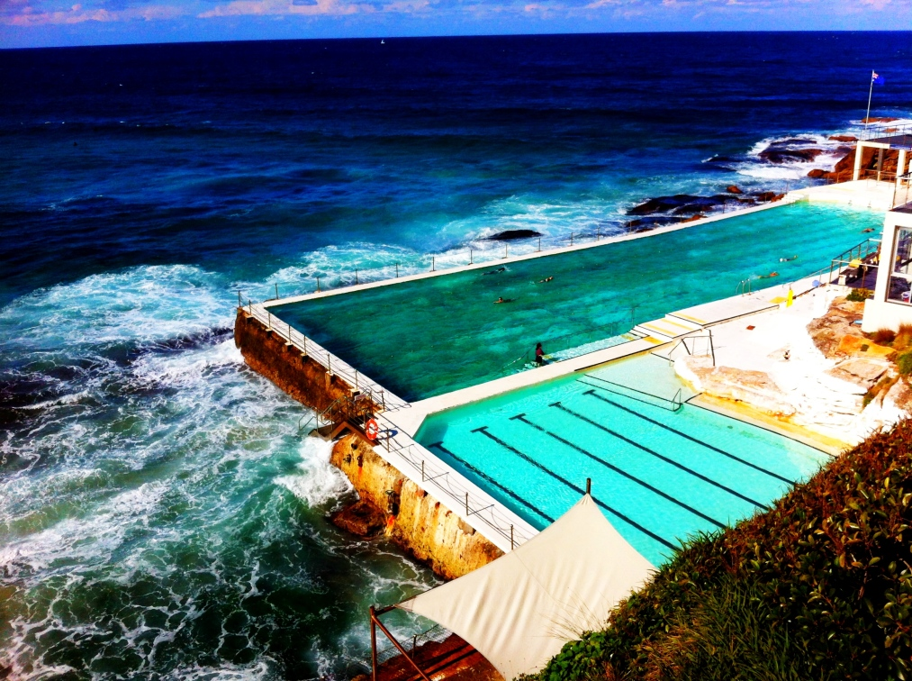 Ocean Swimming Pool