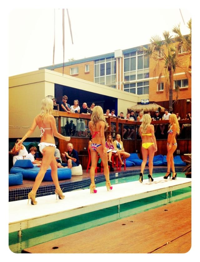Coolangatta Bikini Contest