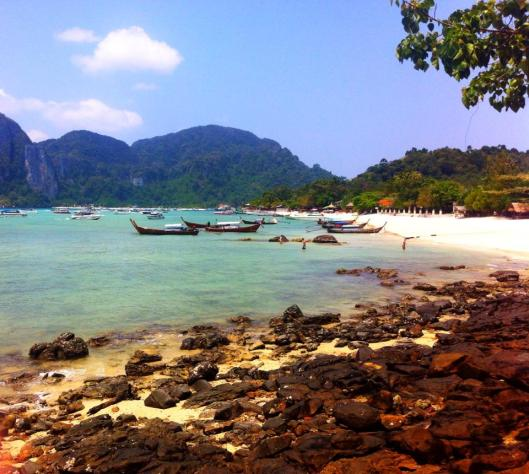 Beautiful Ko Phi Phi Thailand