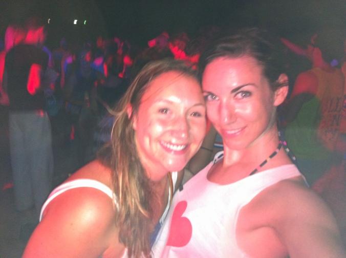 On the Dancefloor in Ko Phi Phi