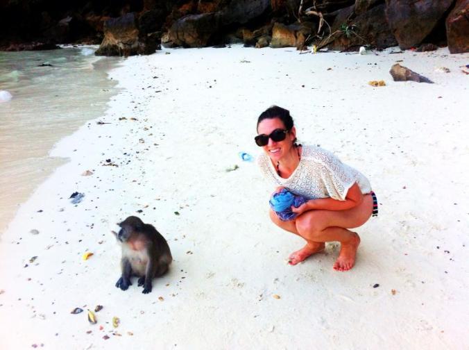Monkey Beach thailand