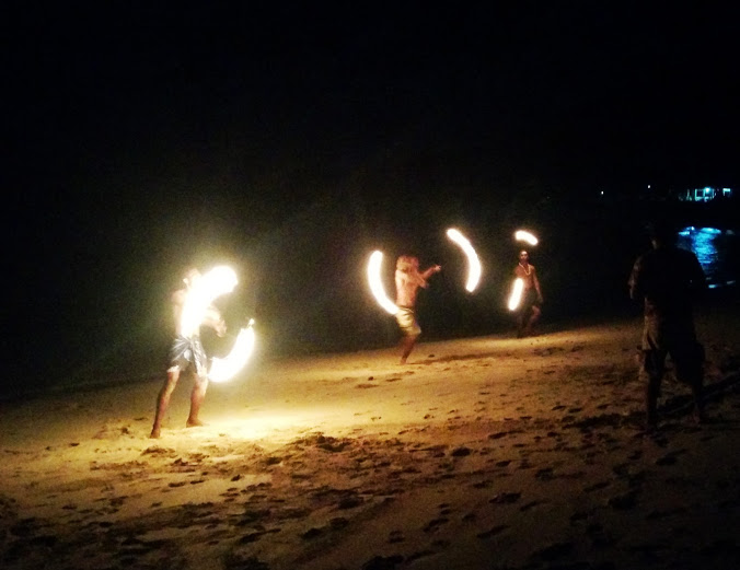 The Fire Show